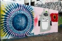 Lola du Bushwick Collective Street Art