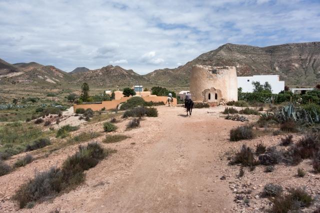 Ambiance western dans le parc naturel Cabo de Gata