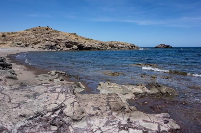 Les plages vierges d'Andalousie