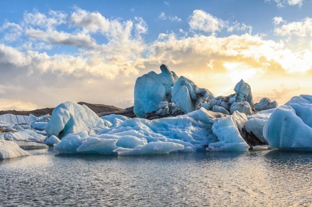 Islande : Jokullsarlon