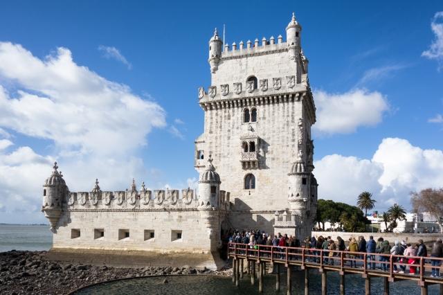 Lisbonne : Tour de Belem