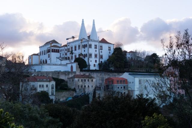 Sintra : Palais National de Sintra